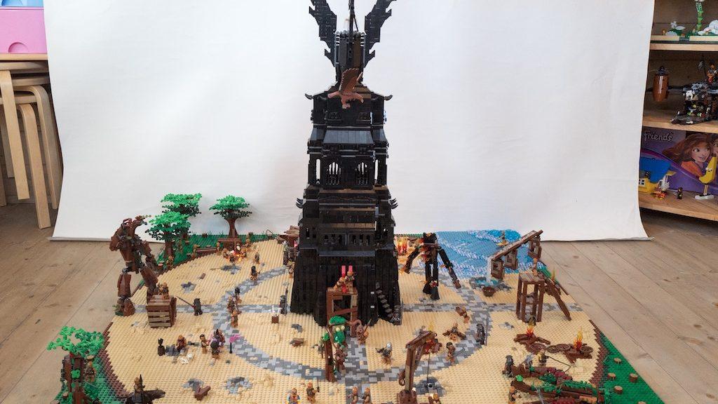 Turm von Ortanc - Ansicht