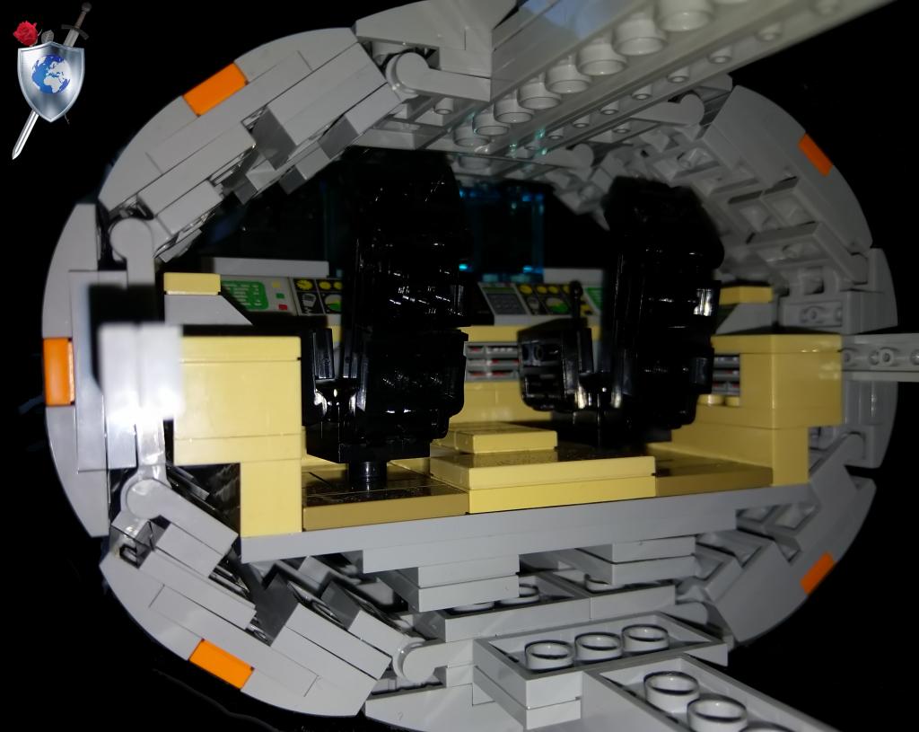 Eagle Cockpit Bild 7