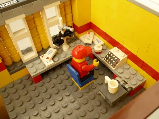 Post Büroraum